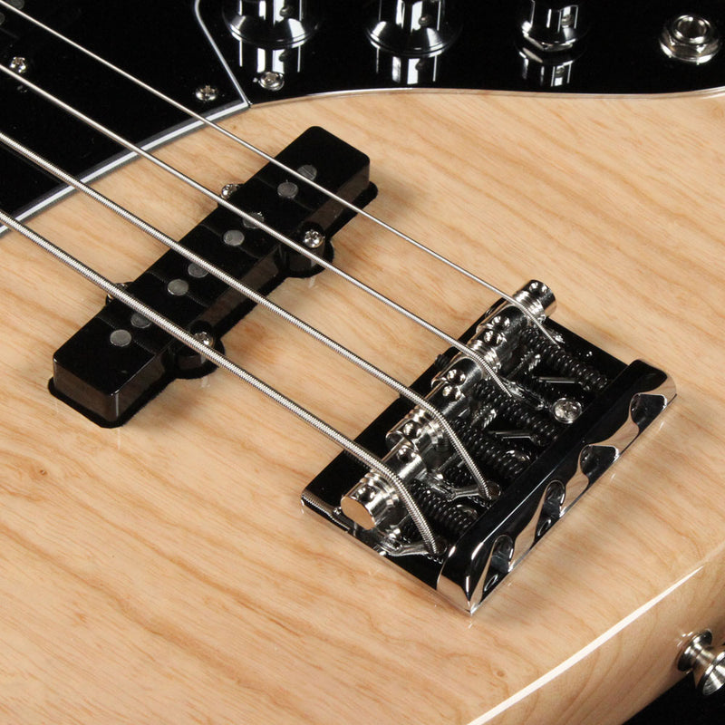 Fender American Pro Jazz Bass Electric Bass Natural US17073797