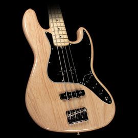 Fender American Pro Jazz Bass Electric Bass Natural