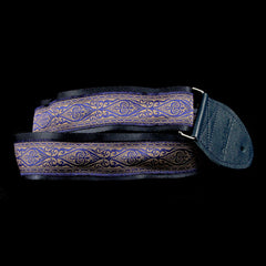 Souldier Ellington Blue Guitar Strap