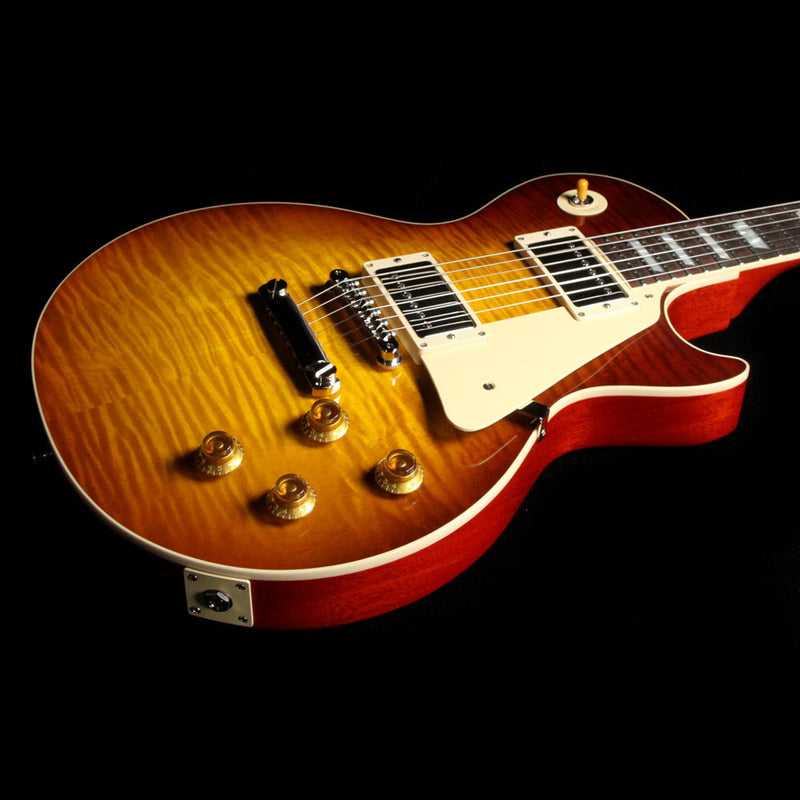 Gibson Custom Shop Standard Historic '59 Les Paul Reissue Royal Tea Gloss 982137