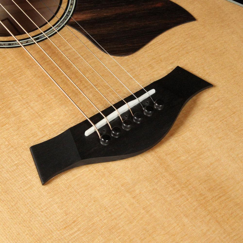 Taylor 612ce 12 Fret Grand Concert Acoustic Brown Sugar Stain 1112147041