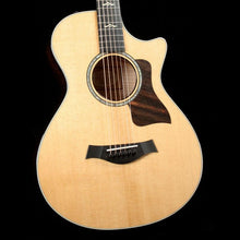 Taylor 612ce 12 Fret Grand Concert Acoustic Brown Sugar Stain