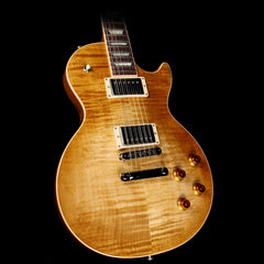 Gibson 2018 Les Paul Standard Electric Guitar Mojave Burst