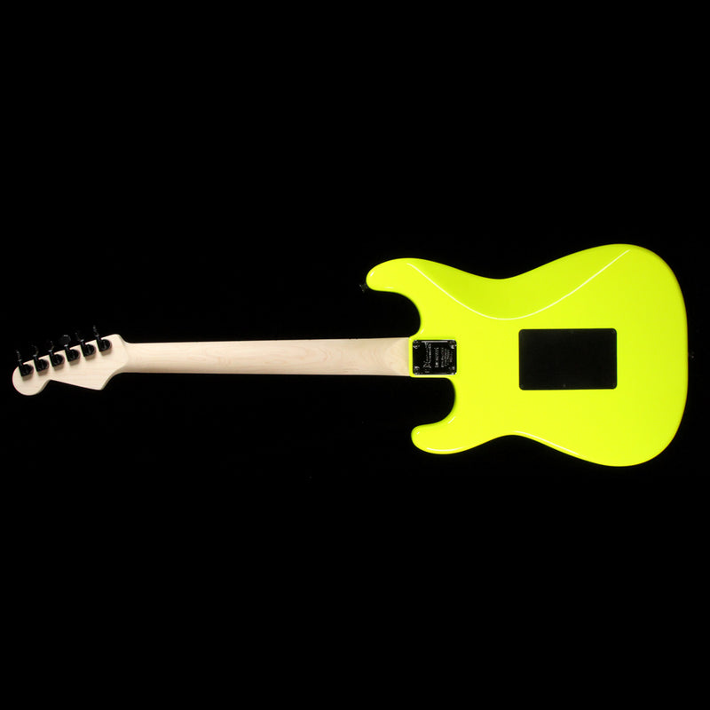 Charvel Pro Mod So Cal Style 1 HH FR Neon Yellow 2016 MC162722