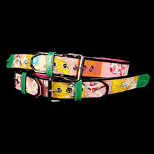 Jodi Head Anime Roller Buckle Guitar Strap