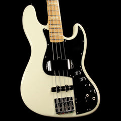 Fender Marcus Miller Signature Jazz Bass Olympic White