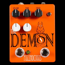 Fuzzrocious Demon Overdrive with Octave Jawn Mod