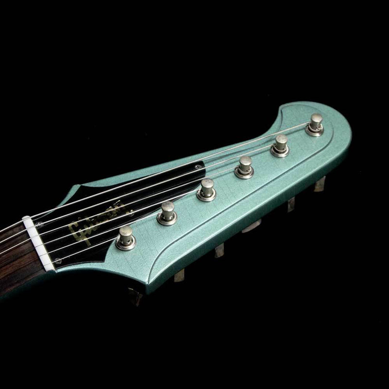 Gibson Custom Shop Firebird I Made 2 Measure Lightly Aged Antique Pelham Blue 180053