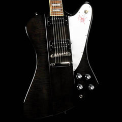 Epiphone Slash Firebird Limited Edition Translucent Black