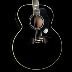 Gibson Elvis Presley The King of Rock J-200 Acoustic/Electric Black 2010