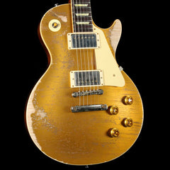 Gibson Custom Shop '57 Les Paul Murphy Extreme Aged Goldtop