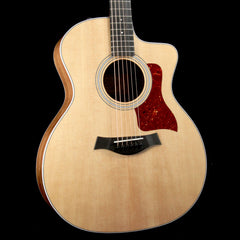 Taylor 214ce Grand Auditorium Acoustic-Electric Natural