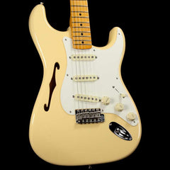 Fender Eric Johnson Signature Stratocaster Thinline Vintage White 2018