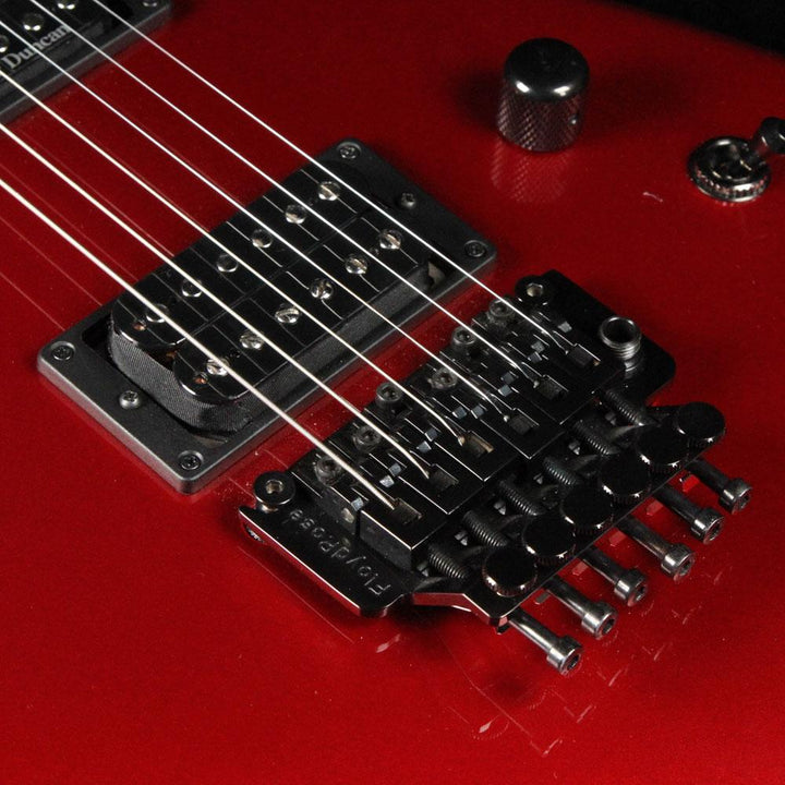 Charvel Custom Shop San Dimas 2H FR Candy Apple Red C10621