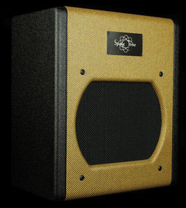 Swart Atomic Space Tone Combo Amplifier (Tweed Front/Dark Sides)