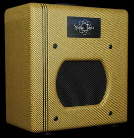 Swart Space Tone 6V6se Combo Amplifier (Tweed)