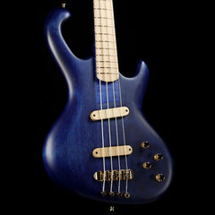 Ritter Instruments Cora 4 Electric Bass Frosted Dark Blue