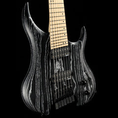 Legator Ghost GHFB7 Fanned Fret 7-String Washed Black