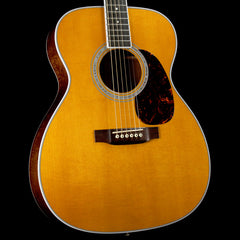 Martin Custom Shop M-28 Figured Koa 2013