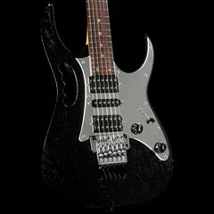 Ibanez JEM7D-BK Textured Black 1999
