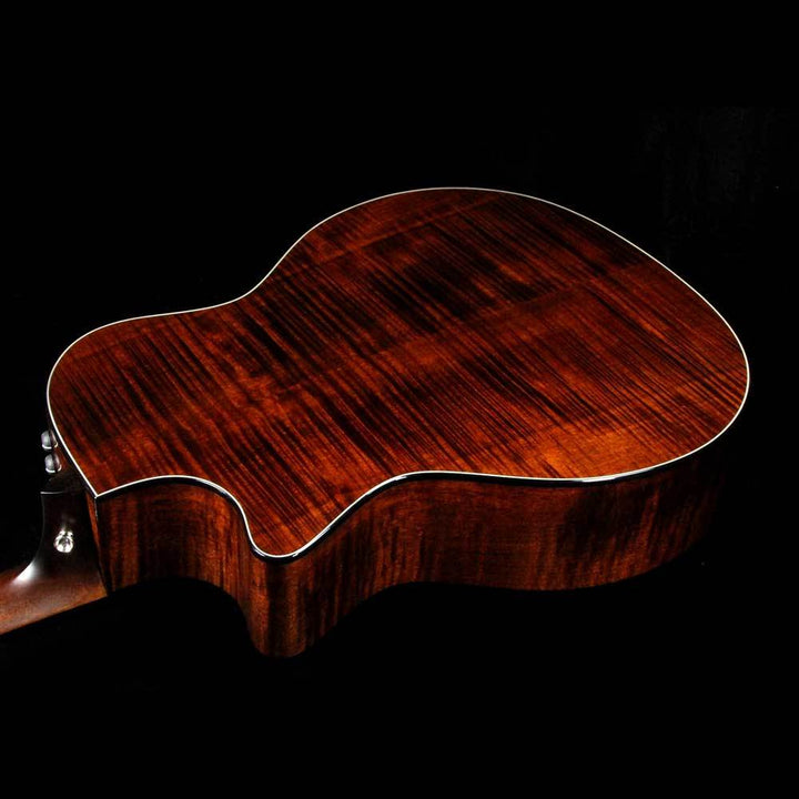 Taylor 614ce V-Class Grand Auditorium Acoustic-Electric Brown Sugar Stain 1108018064
