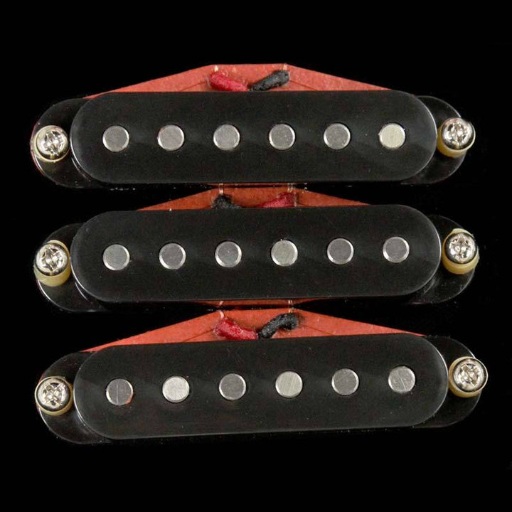 Bare Knuckle Boot Camp Old Guard Strat Pickup Set Black STRSOG-BLK