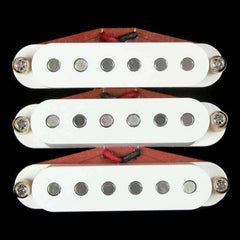 Bare Knuckle Boot Camp True Grit Strat Pickup Set White