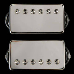 Bare Knuckle Boot Camp True Grit Humbucker Set Nickel