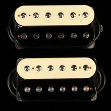Bare Knuckle Boot Camp Brute Force Humbucker Set Zebra 53mm