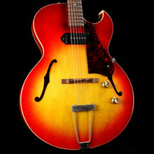 Gibson ES-125TC Cherry Sunburst 1962
