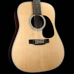 Martin D12-28 12-String Dreadnought Natural 2017