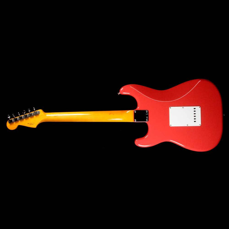 Fender Classic Series '60s Stratocaster Lacquer Fiesta Red 0140063740