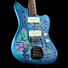 Fender Japan Traditional '60s Jazzmaster Blue Flower