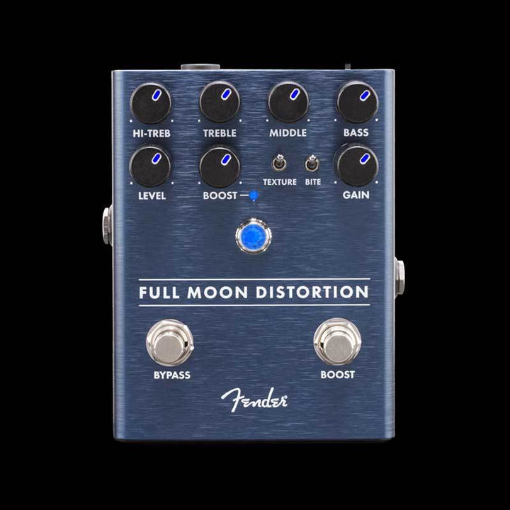 Fender Full Moon Distortion Effects Pedal 0234537000