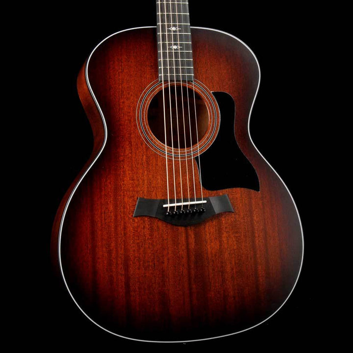 Taylor 324 V-Class Grand Auditorium Acoustic Shaded Edgeburst 1106218050
