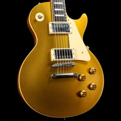 Gibson Custom Shop 1957 Les Paul Reissue Double Gold Top Brazilian Rosewood Fingerboard