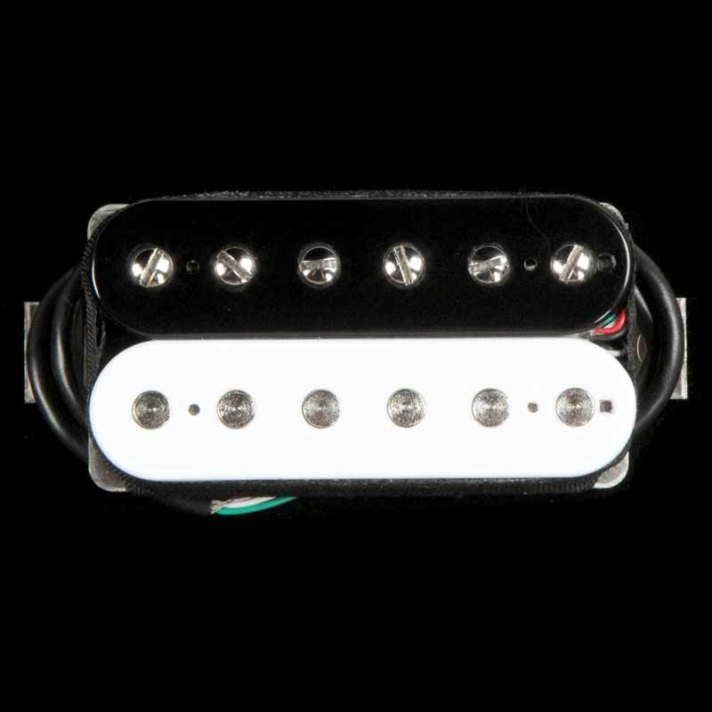 Bare Knuckle Nailbomb Bridge Humbucker Zebra