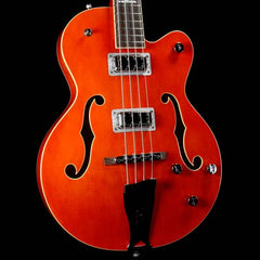 Gretsch G5440LS Electromatic Hollow Body Long-Scale Bass Orange