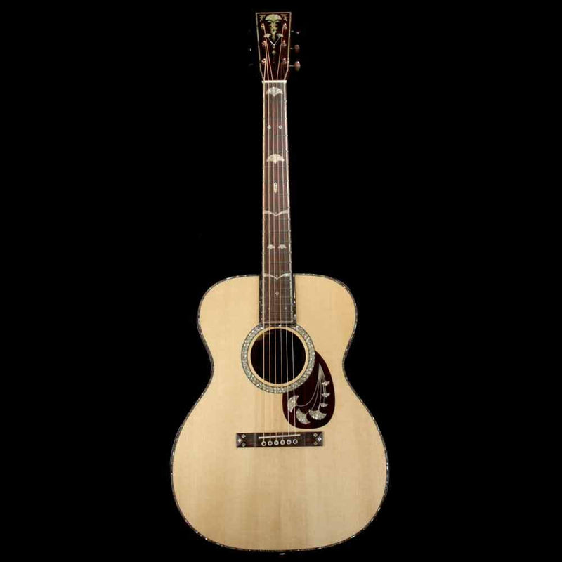 Martin OM Arts & Crafts 2018 Limited Edition Natural M2216036