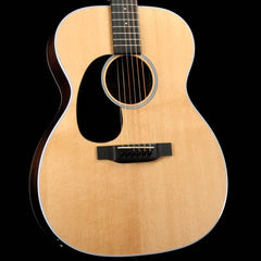 Martin 000RSG 2018 Left-Handed Acoustic-Electric Natural