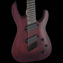 Jackson X Series Dinky Arch Top DKAF7 MS Stained Mahogany