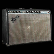 Fender Deluxe Reverb Combo Amplifier Silverface 1978