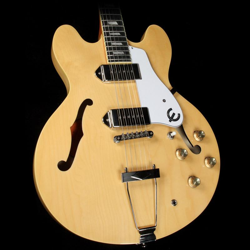 Epiphone Casino Hollowbody Natural ETCANACH1