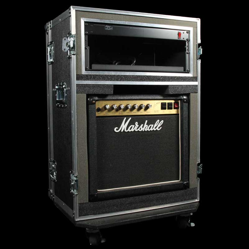 Marshall 2554 Combo with Power Conditioner and Road Case W18278