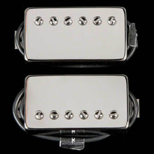 Bare Knuckle Crawler Humbucker Pickup Set (Polished Nickel)