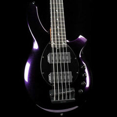 Ernie Ball Music Man Bongo 5 Bass Firemist Purple