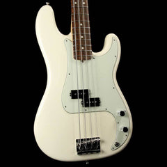 Fender American Professional Precision Bass Olympic White 2017