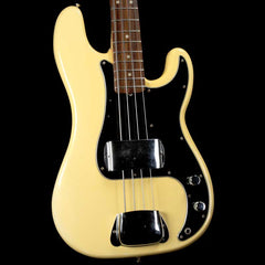 Fender Precision Bass Olympic White 1977