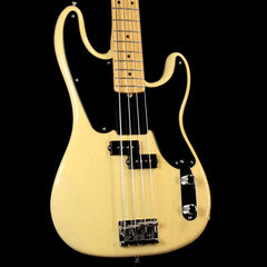 Fender 60th Anniversary Precision Bass Blackguard Blonde 2011