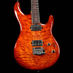 Ernie Ball Music Man Luke III Ball Family Reserve Hazel Burst